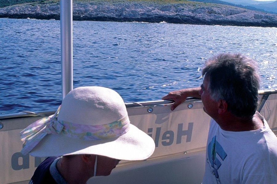 Croisière autour de l'île de Hvar. (© Ana NEVENKA - Iconotec))