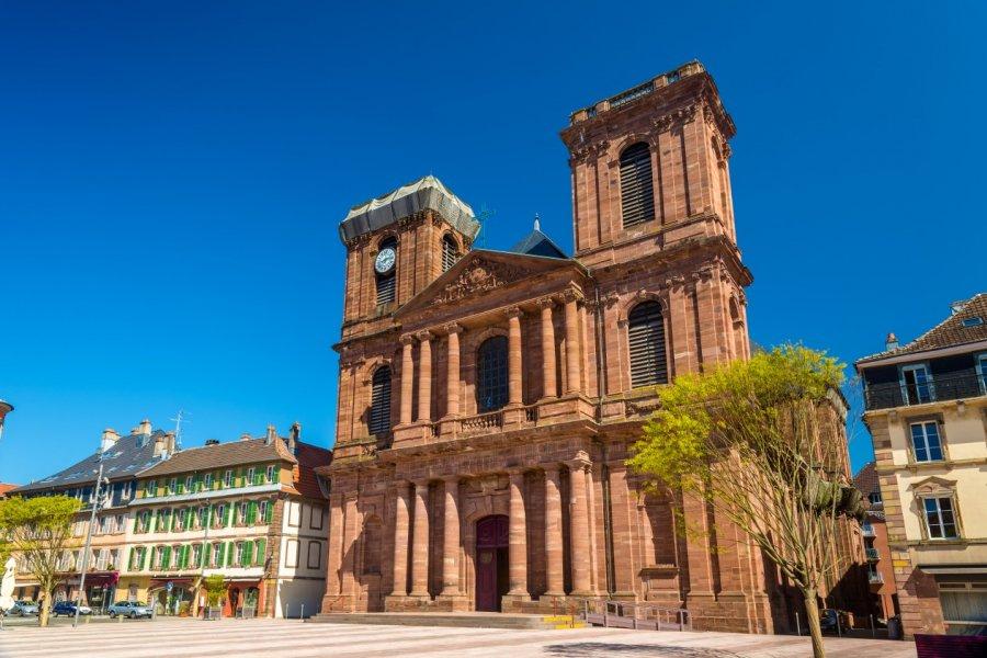 Cathedrale Saint-Christophe, Belfort. (© Leonid Andronov - Fotolia))