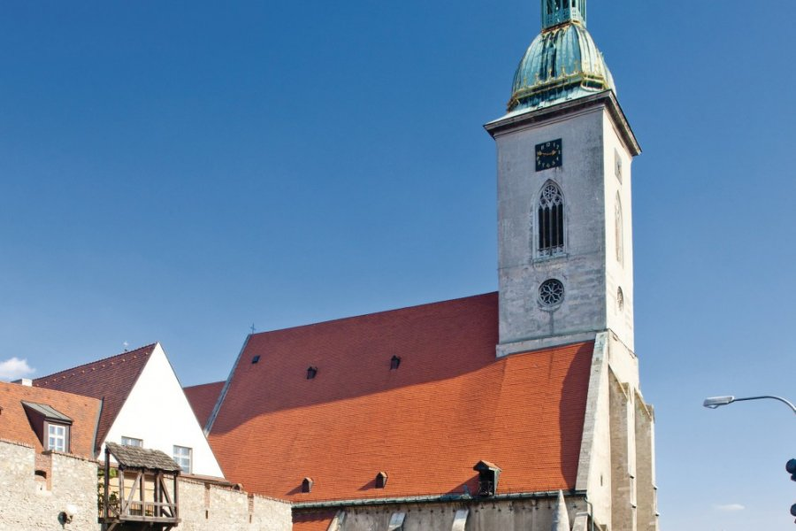 Cathédrale Saint-Martin. (© PHB.cz - Fotolia))