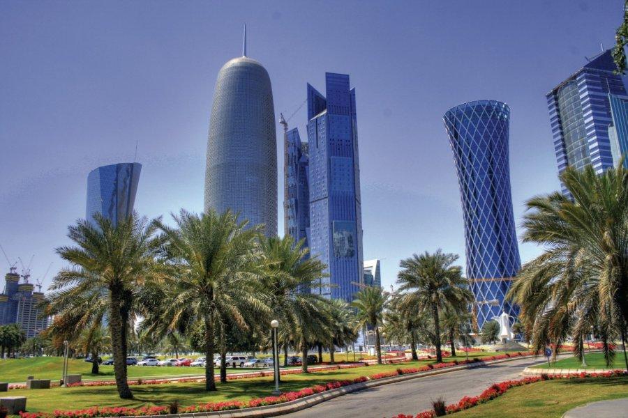 Doha. (© XtravaganT - Fotolia))