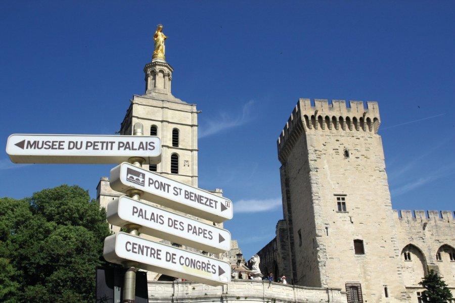 Panneaux de signalisation (© Illustrez-vous - Fotolia))