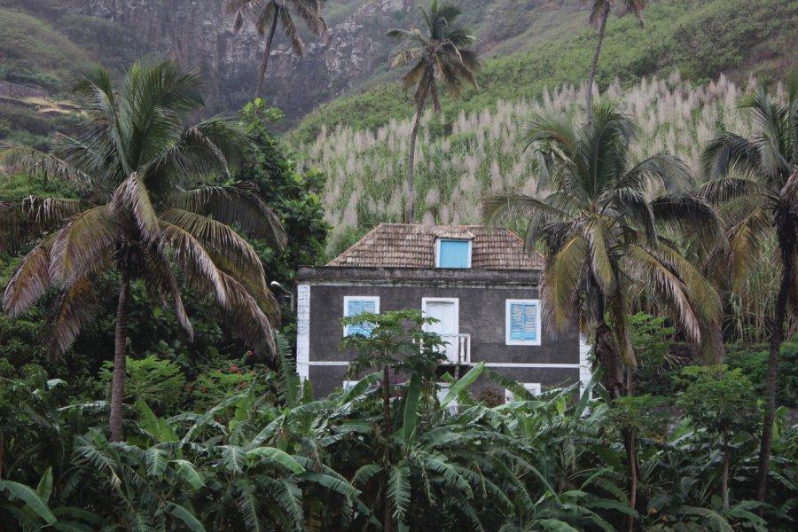 Une maison bourgeoise proche de Ribeira Grande (© Abdesslam Benzitouni))
