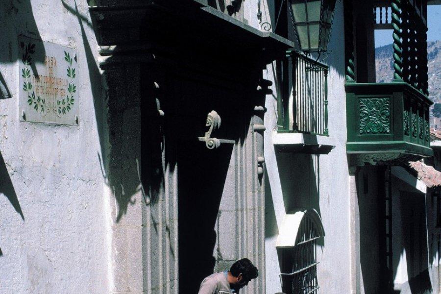 Calle Jean. (© Thierry Lauzun - Iconotec))