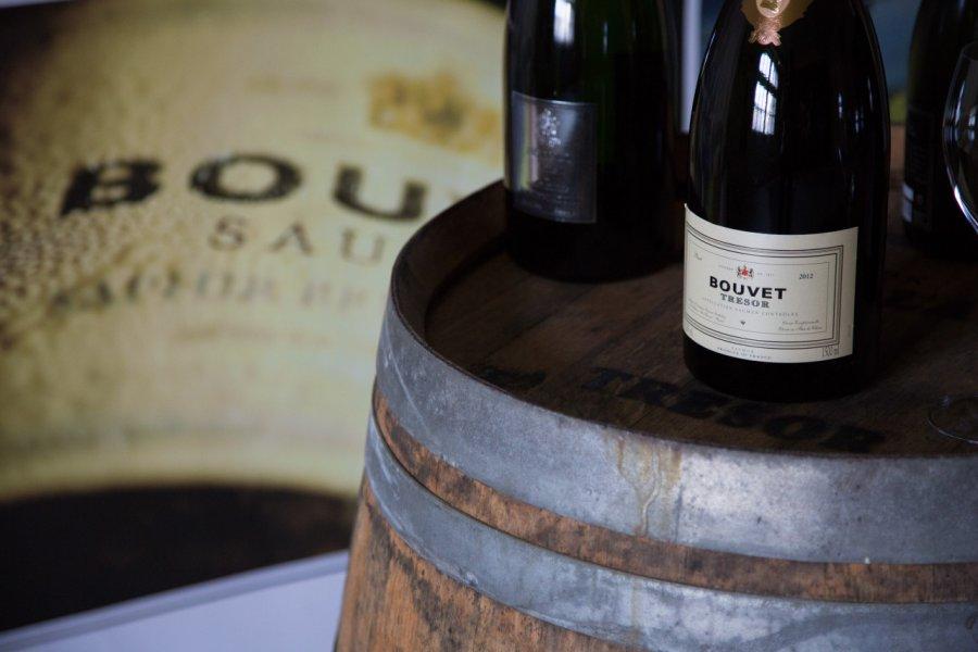 Bouvet Trésor AOC Saumur Brut Millésimé (© BOUVET-LADUBAY))