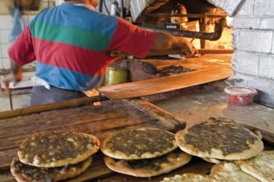 Boulangerie d'Amman. (© Tom Pepeira - Iconotec))