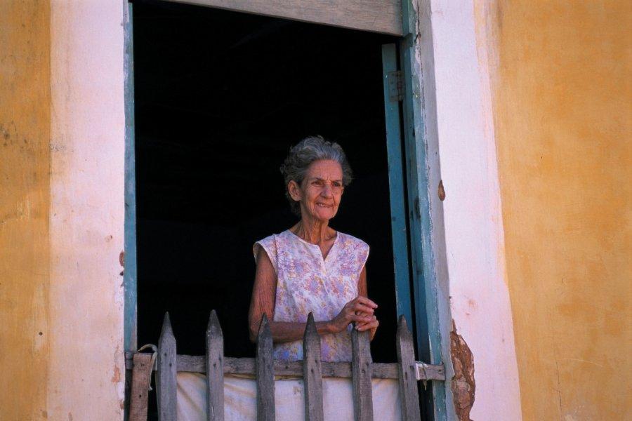 Habitante de Trinidad. (© Author's Image))