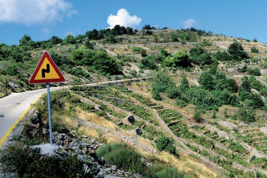 Route de l'île de Hvar. (© Author's Image))