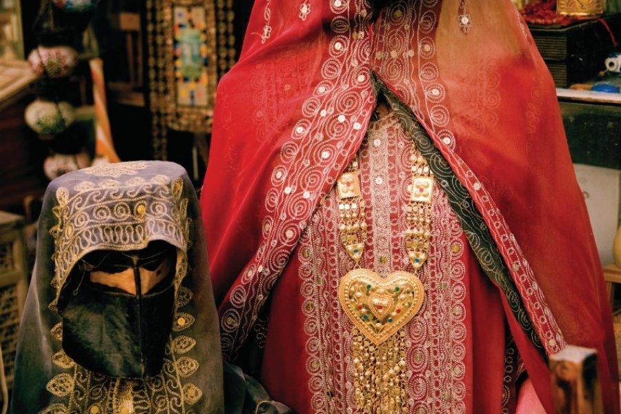 Souk de Doha. (© iStockphoto.com/tenzinsherab))