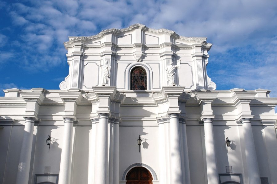 Popayan, ou la ville blanche de Colombie. (© Holger METTE - iStockphoto))