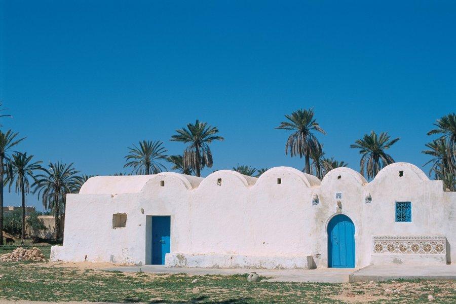 Menzel (ferme familiale) à Midoun. (© Author's Image))