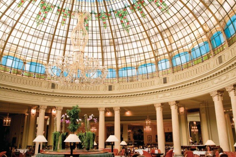La coupole de l'hôtel Westin Palace. (© Philippe GUERSAN - Author's Image))