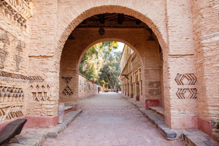 La medina d'Agadir. (© Maciej Czekajewski - Shutterstock.com))