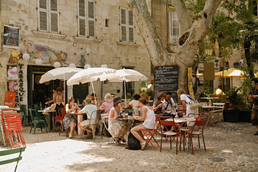 Rue des Teinturiers. (© Sime))