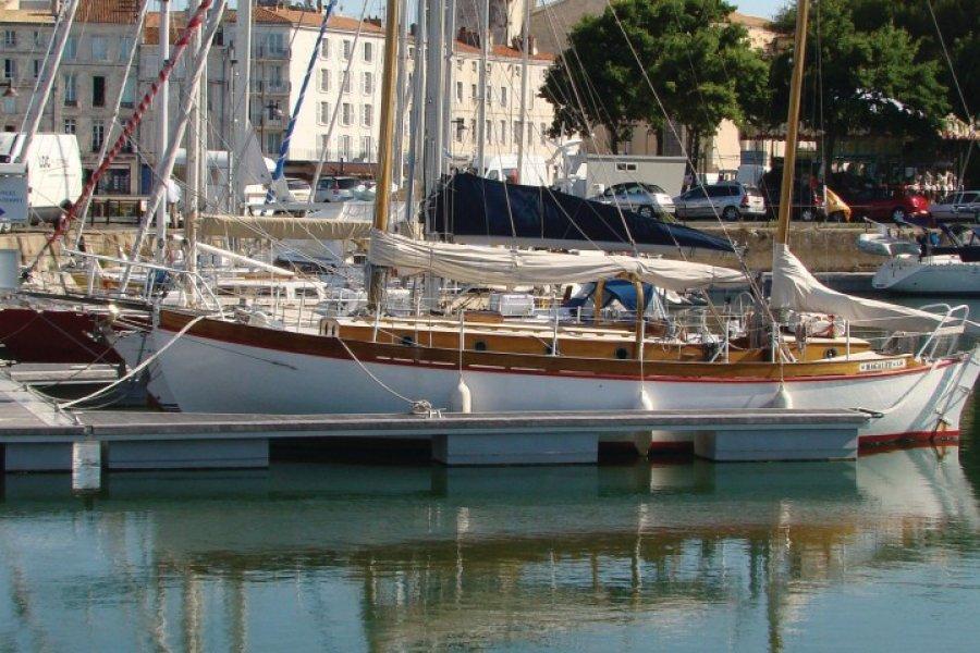 Le vieux port de La Rochelle (© CMT17 - E. COEFFE))