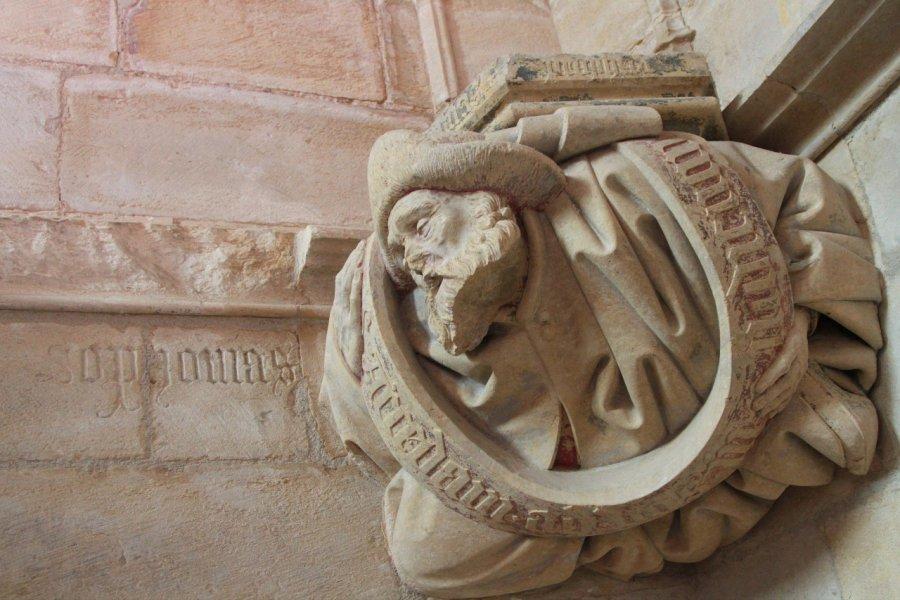Intérieur de l'Abbaye de Cluny. (© Pierre-Jean DURIEU / Adobe Stock))