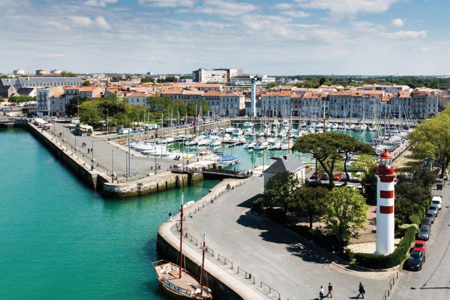 Le port de La Rochelle. (© Kamira777 - iStockphoto))