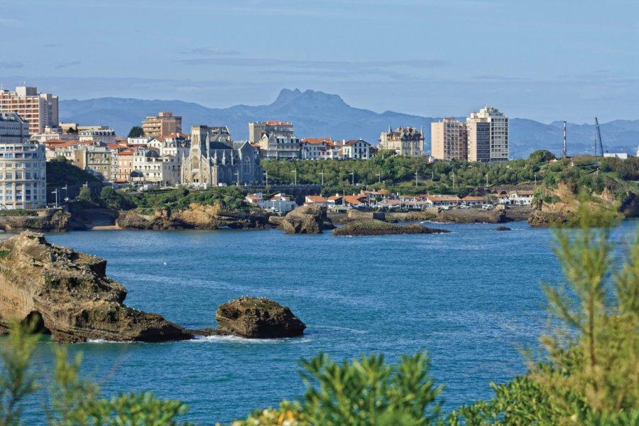 Vue de Biarritz (© iStockphoto.com/Tree4Two))