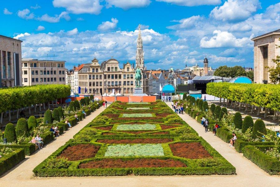 Jardin botanique de Bruxelles. (© S-F / Shutterstock.com))