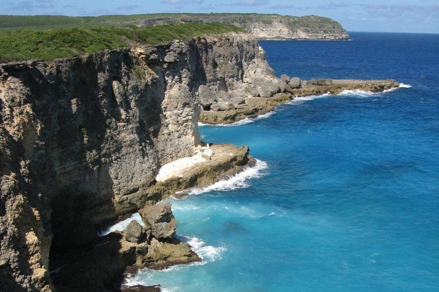 Guadeloupe - pointe de la grande Vigie (© Vouvraysan))