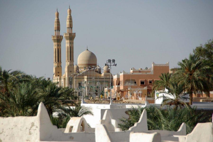 Mosquée de Ghadamès. (© pascalou95))