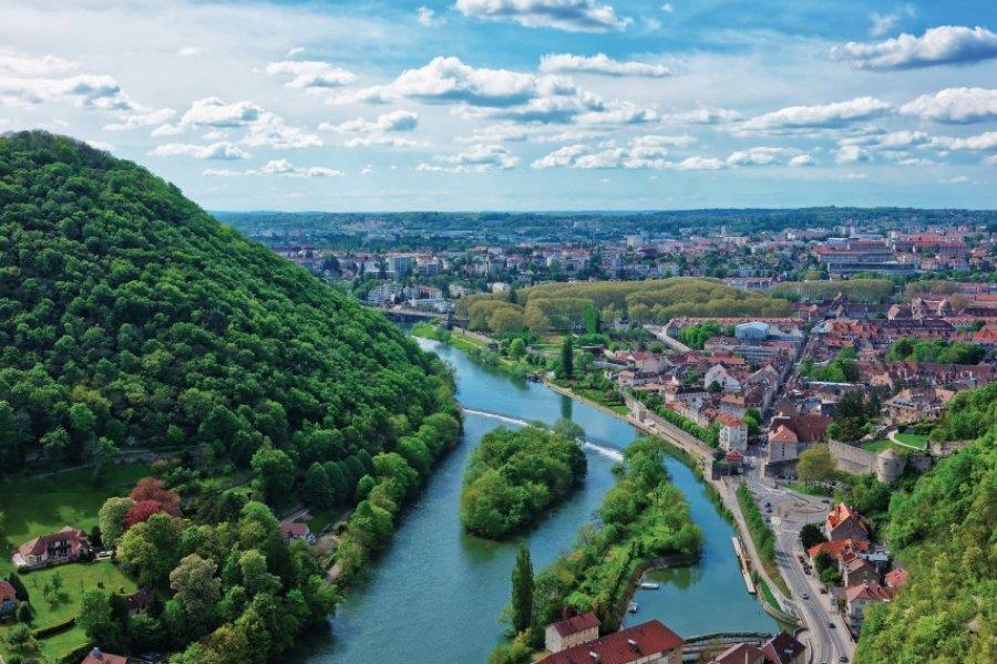 Vue de la Citadelle de Besançon. (© RomanBabakin))