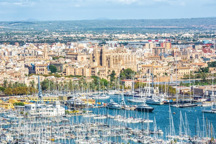 Palma de Majorque. (© Querbeet - iStockphoto))