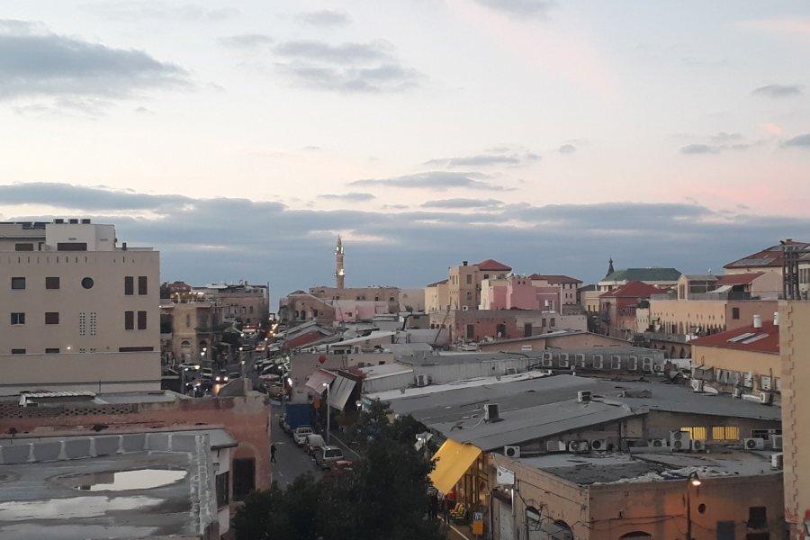 Vue sur Jaffa. (© Alexandra VARDI))