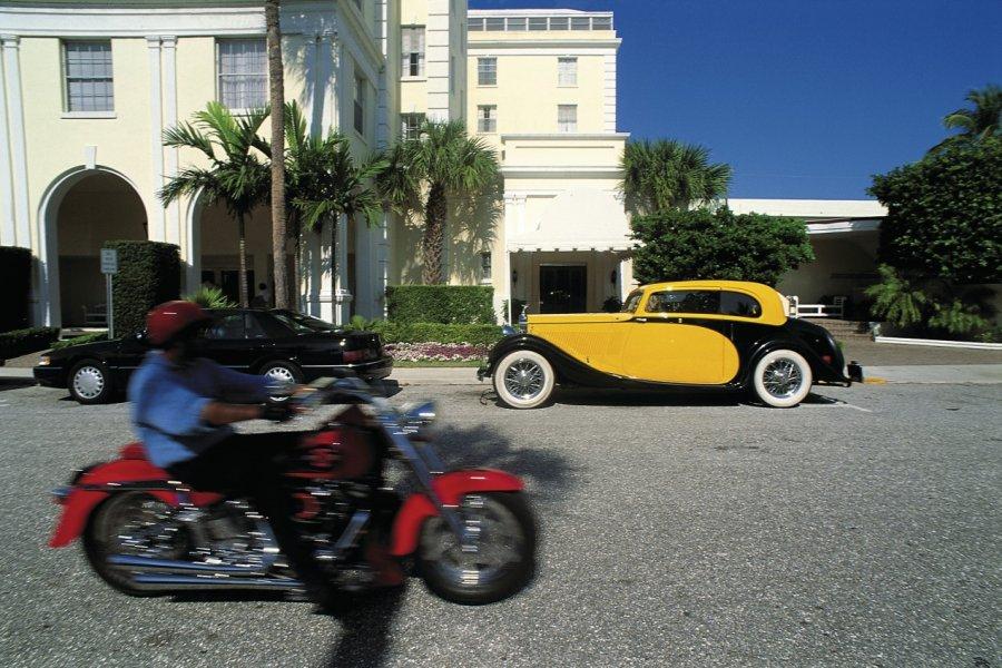 Rolls-Royce à Palm Beach. (© Siegfried Stoltzfuss - Iconotec))