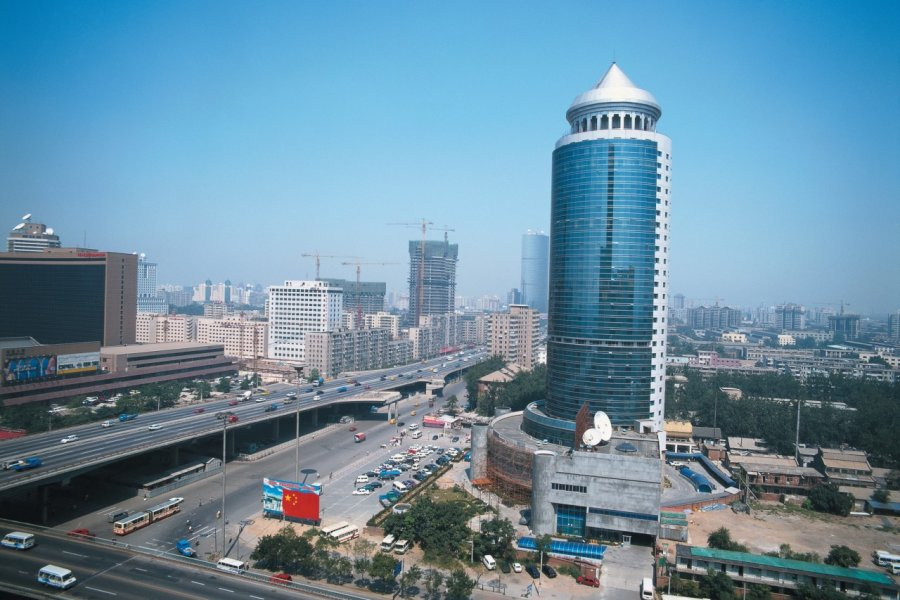 Vue de Pékin. (© China Stock photos - Iconotec))