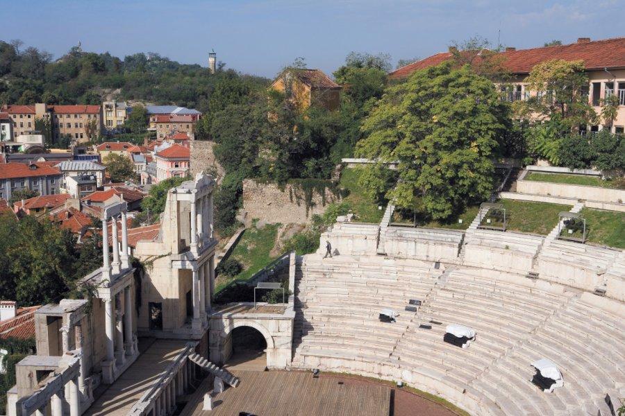 Amphithéâtre romain. (© Author's Image))