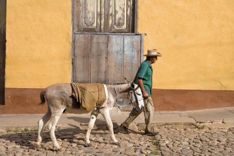 Dans les rues de Trinidad. (© Irène ALASTRUEY - Author's Image))