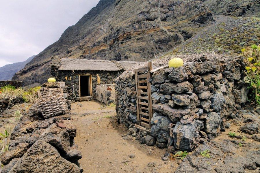El Poblado de Guinea, El Hierro. (© Karol Kozlowski - Shutterstock.com))