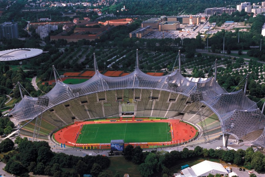 Stade Olympique (© Author's Image))