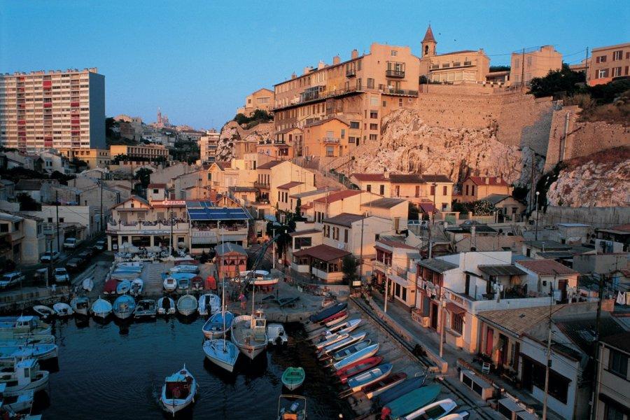 Vallon des Auffes - Marseille (© TOM PEPEIRA - ICONOTEC))