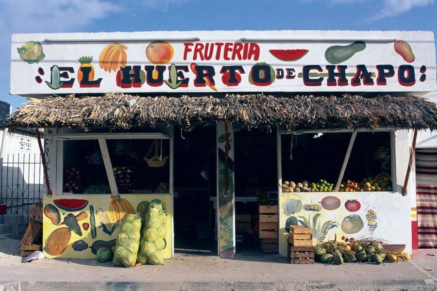 Boutique de Playa del Carmen. (© Author's Image))