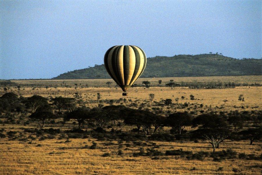 Parc national du Serengeti. (© Tom Pepeira - Iconotec))