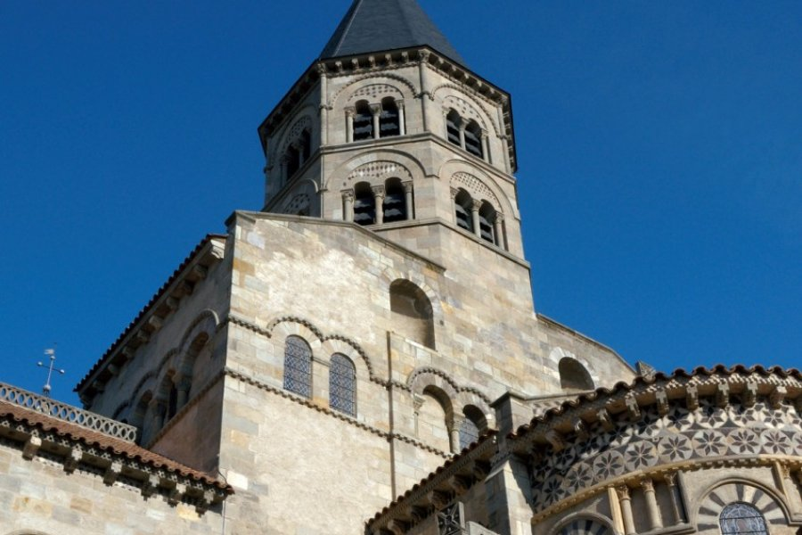 La basilique Notre-Dame-du-Port (© BERNARD 63 - FOTOLIA))