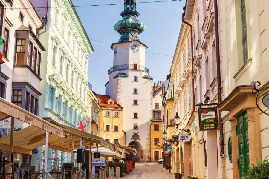 Bratislava. (© benedek))