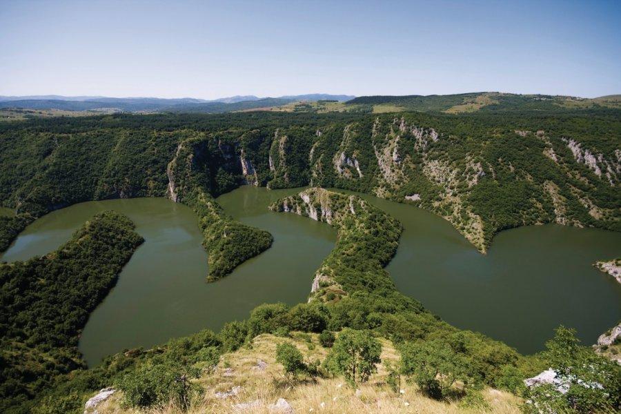 Canyon de l'Uvac. (© miljko - iStockphoto.com))