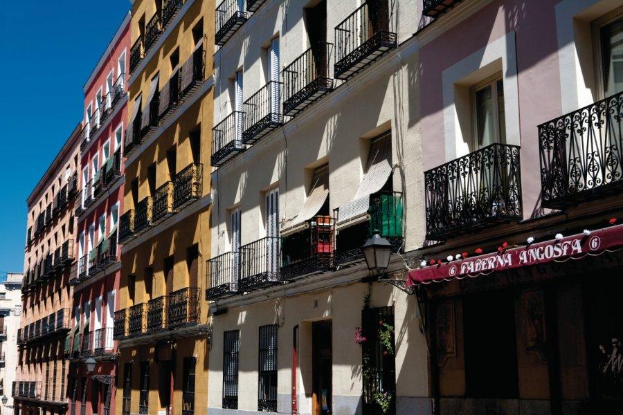 Quartier de Lavapiés. (© Philippe GUERSAN - Author's Image))