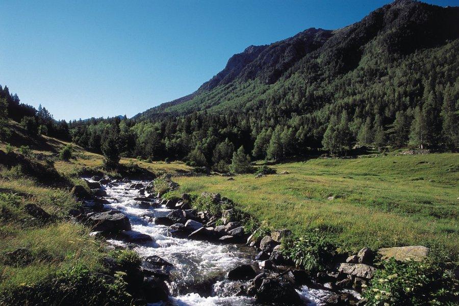 Rivière du Val de Madriu (© Ministère du Tourisme du Gouvernement d'Andorre))