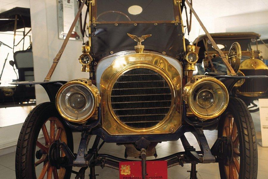 Musée National de l'automobile (© Ministère du Tourisme du Gouvernement d'Andorre))