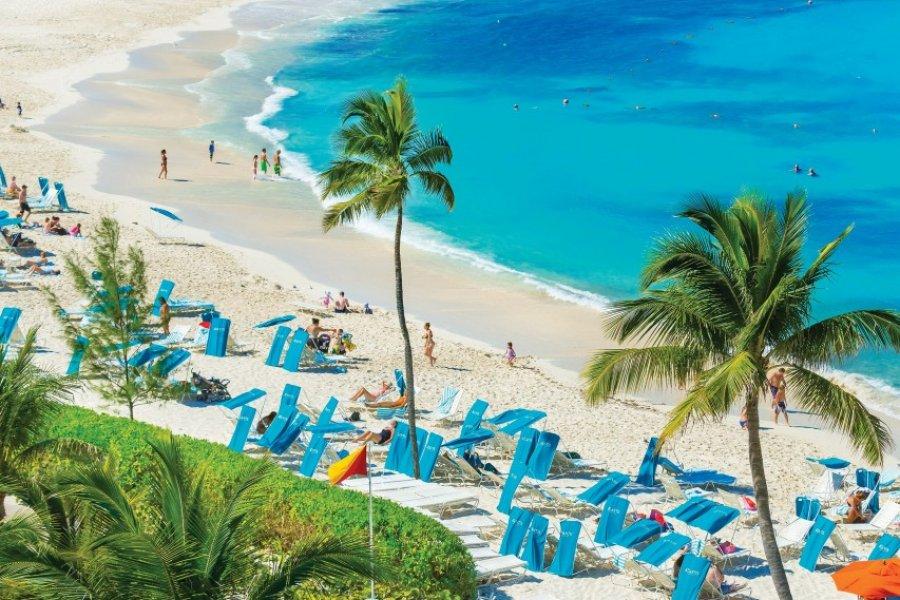 Plage de Cove à l'Atlantis Resort. (© Pietro Canali))