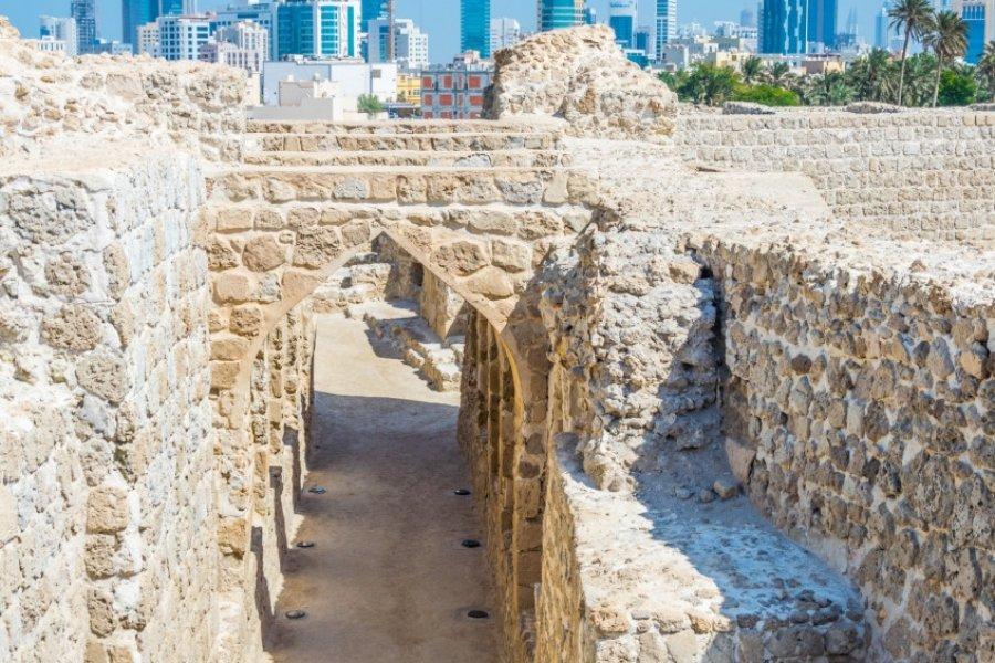 Vue de Manama depuis le fort Qal'at Al Bahrain. (© trabantos - Shutterstock.com))