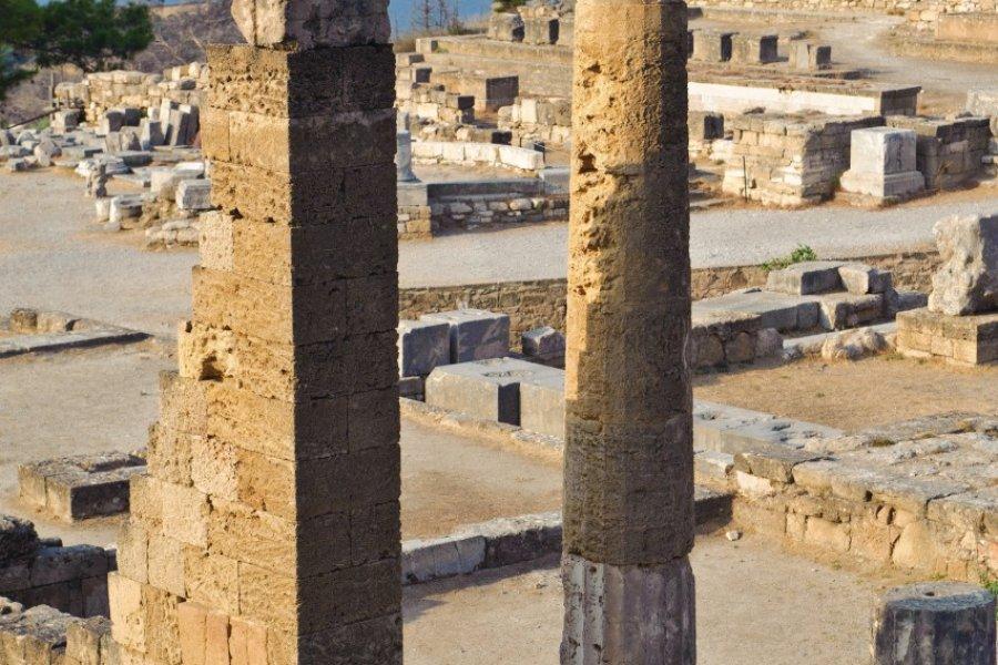 Site antique de Kamiros. (© Fotografci - Fotolia))