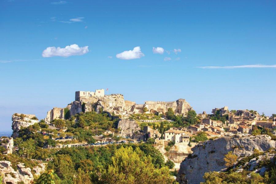 Village des Baux-de-Provence. (© StevanZZ - iStockphoto))