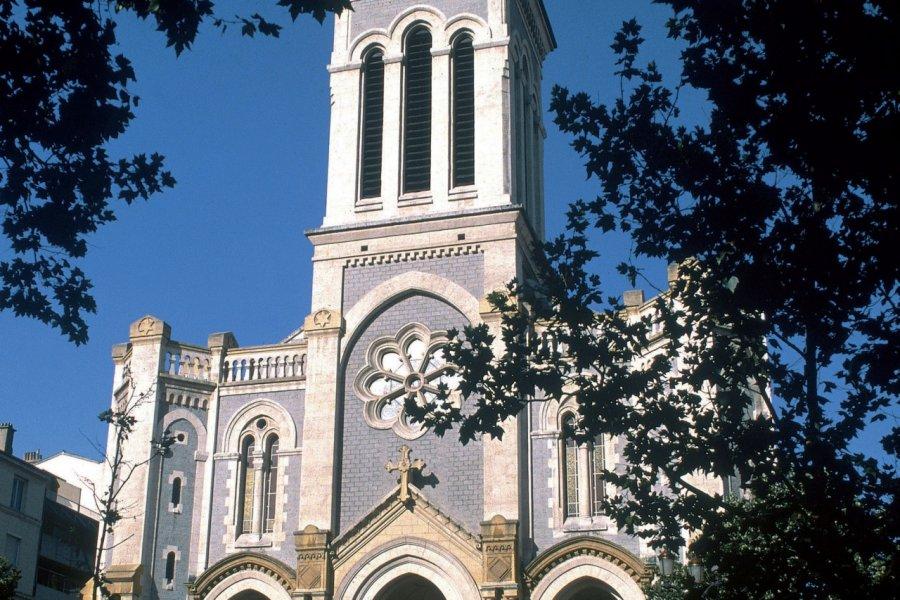 La cathédrale Saint-Charles, à Saint-Etienne (© PHOVOIR))