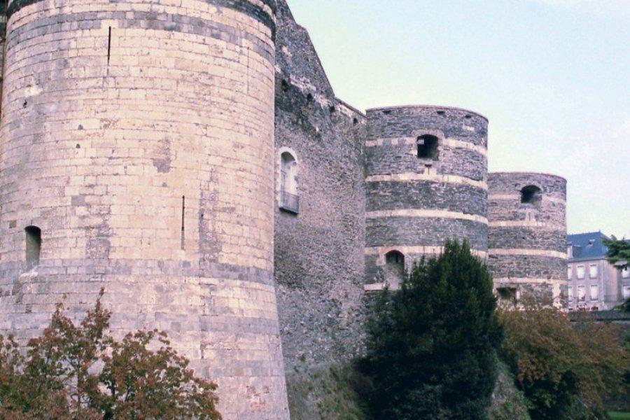 Le château d'Angers (© OLIVIER.BOST - XILOPIX))