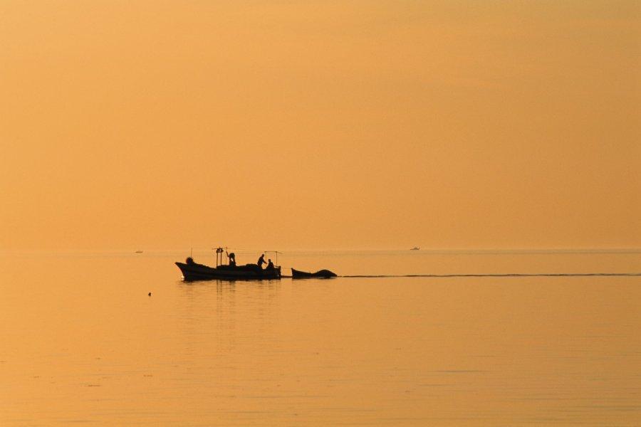 Port d'Ajim. (© Author's Image))