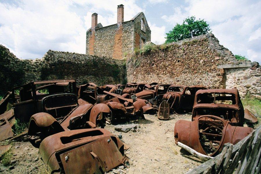 Oradour-sur-Glane, village martyr (© Florent RECLUS - Author's Image))